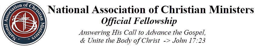 Official Fellowship National Association of Christian Ministers